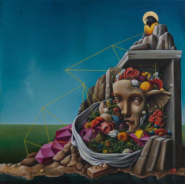 , 'Island of Dreams,' 2018, Caldwell Snyder Gallery