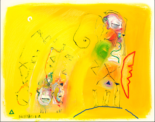 , 'Dream Bridge ,' 2010, Walter Wickiser Gallery