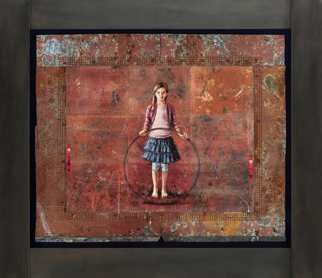 , 'Avant l'aurore,' 2017, Galerie de Bellefeuille