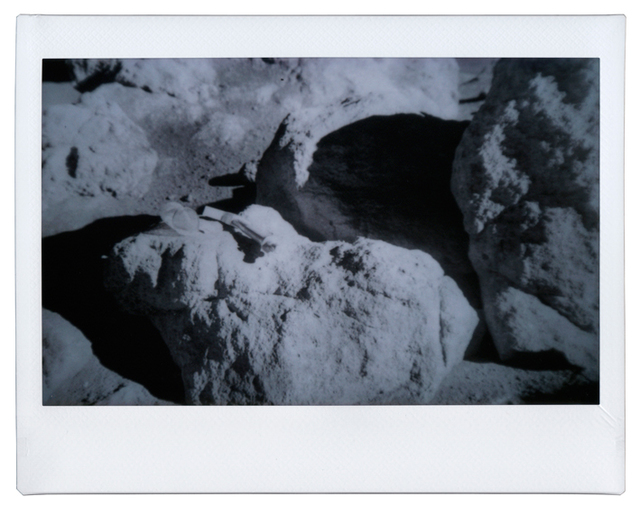 , 'Boulder Formation_Moon,' 2013, Pasto