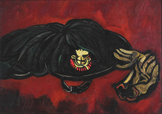 , 'Insignia with Gloves,' 1936, Alexandre Gallery