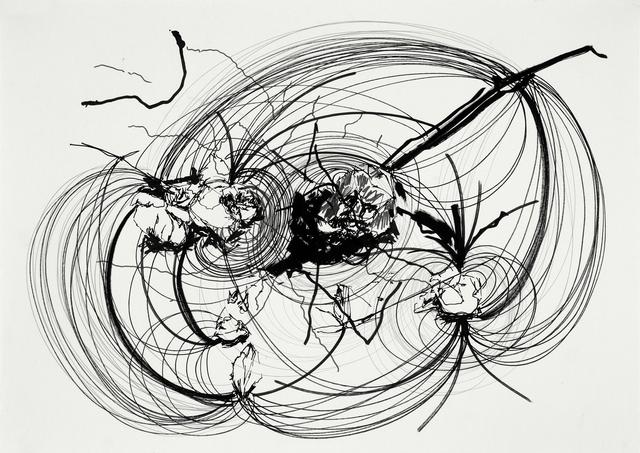 , 'Magnetic hearts 61,' 2008, Galleri Bo Bjerggaard