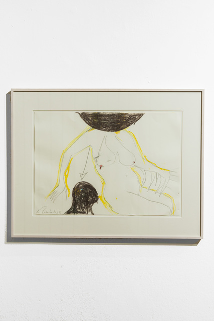 , 'Mondfinsternis,' 2003, PRISKA PASQUER