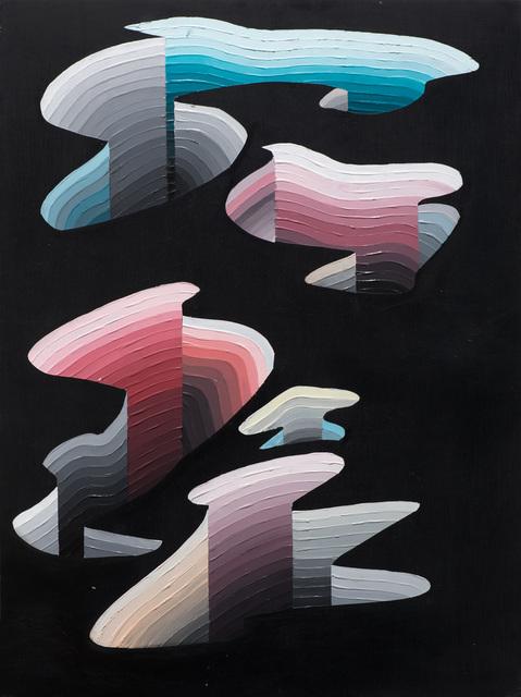, 'Circuitous #6,' 2014, Moskowitz Bayse