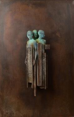 , 'DIALOGO III/II,' 2016, Nil Gallery