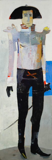 , 'Soldier,' 2017, Sopa Fine Arts