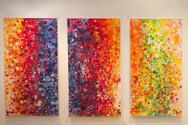 , 'Polychromatic Daydream ,' 2009, Linda Matney Gallery