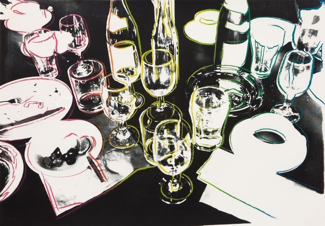Andy Warhol, 'After the Party (FS II.183)', 1979, Print, Screenprint on Arches 88 Paper, Revolver Gallery