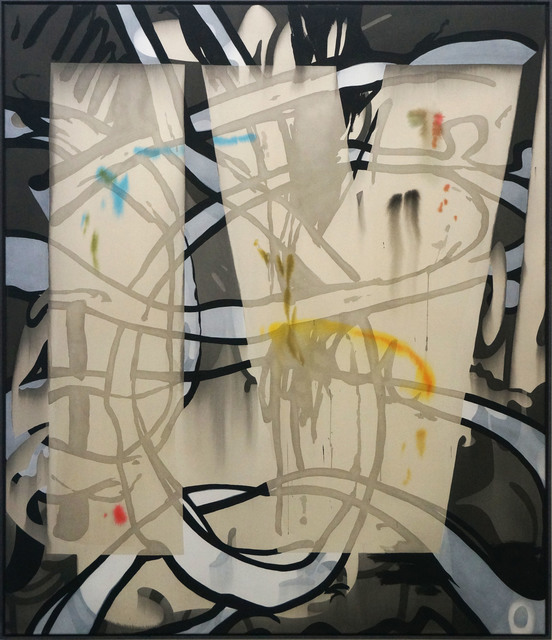 , 'CT4 (IV),' 2015, NINO MIER GALLERY