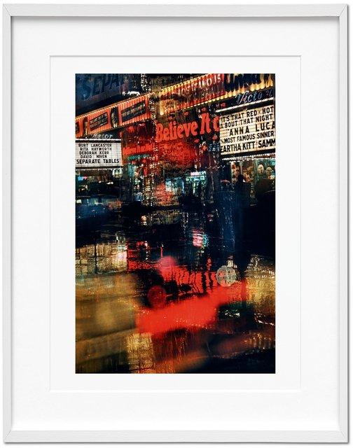 """, 'Marvin E. Newman. Art Edition """"Broadway, Believe It, 1958"""",' 1958, TASCHEN"""