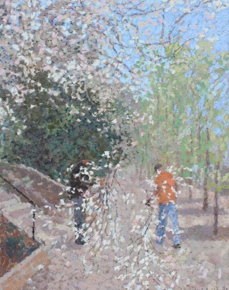 , 'Spring Pruners,' 2017, Reynolds Gallery
