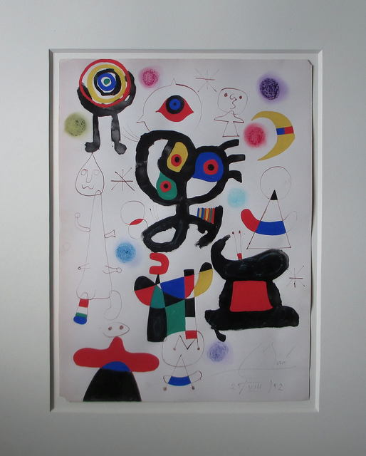 Joan Miró, 'Untitled Composition ', 1952, John Wolf Art Advisory & Brokerage