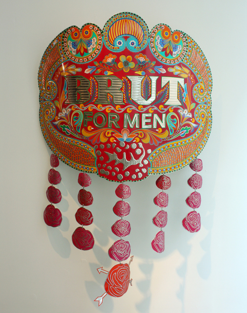 , 'Brut for Men: Rose (English Version),' 2013, Aicon Gallery
