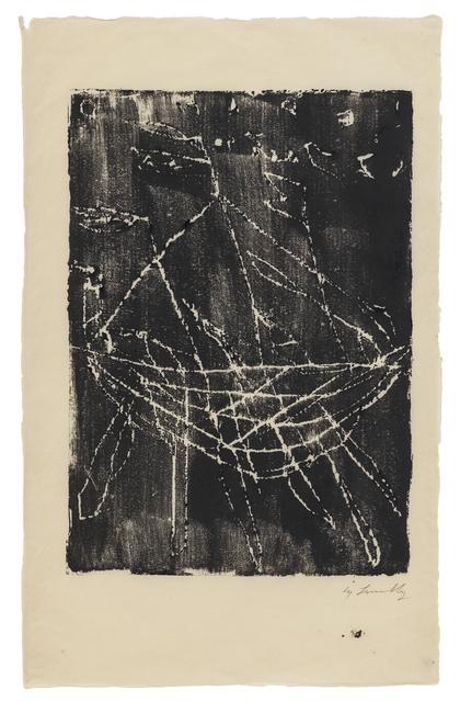 , 'Lepanto III,' 1996, Susan Sheehan Gallery