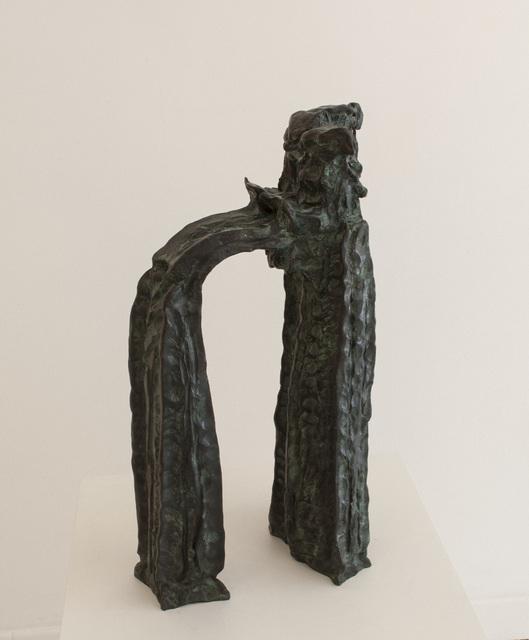 , 'Famine Totem,' 1970, Canadian Fine Arts