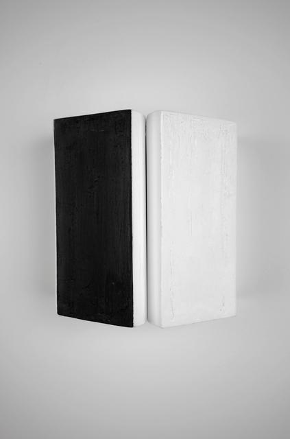 , 'Untitled (B/W) 12.29.17,' 2017, SILAS VON MORISSE gallery