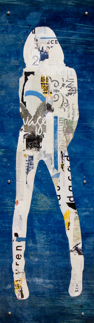 , 'Blue Arc Standing,' , Gilman Contemporary