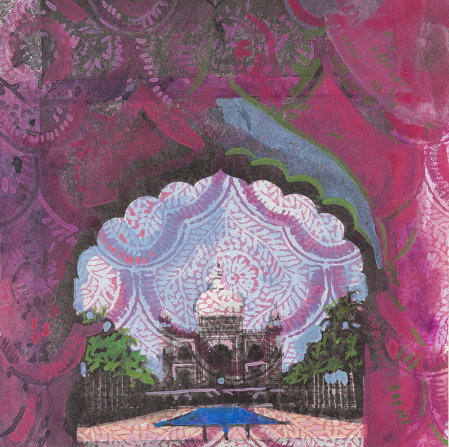 Lee Essex Doyle, 'Pink Taj', 2018, Childs Gallery