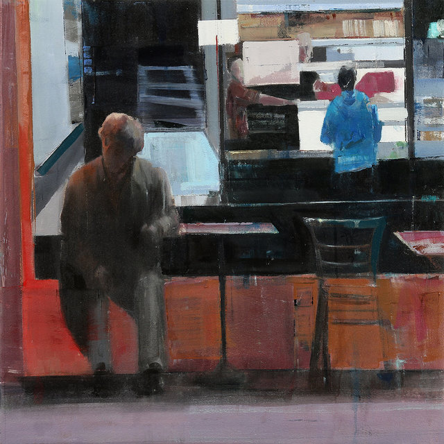 , 'Waiting #231,' 2015, Hashimoto Contemporary