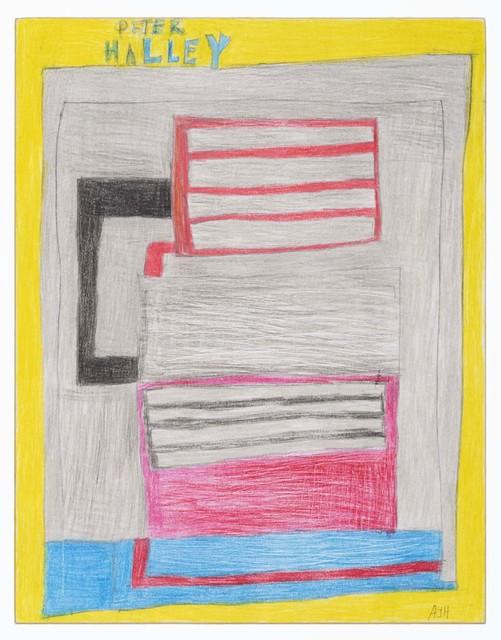 , 'Peter Halley,' , Western Exhibitions