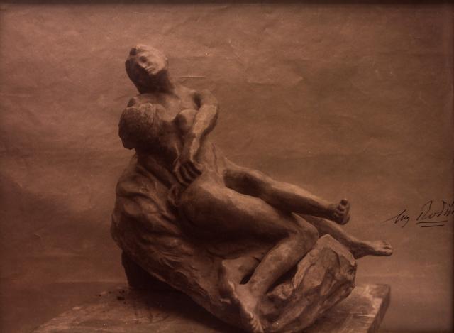 , 'Daphnis et Lycenion (Daphnis and Lycenion),' 1903-1917, Huxley-Parlour