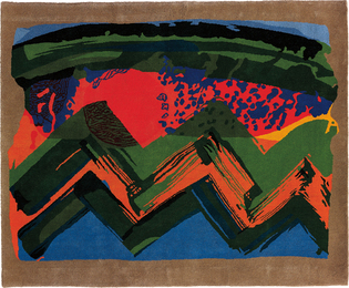 Howard Hodgkin, 'Sunset - India,' 1985, Phillips: Evening and Day Editions