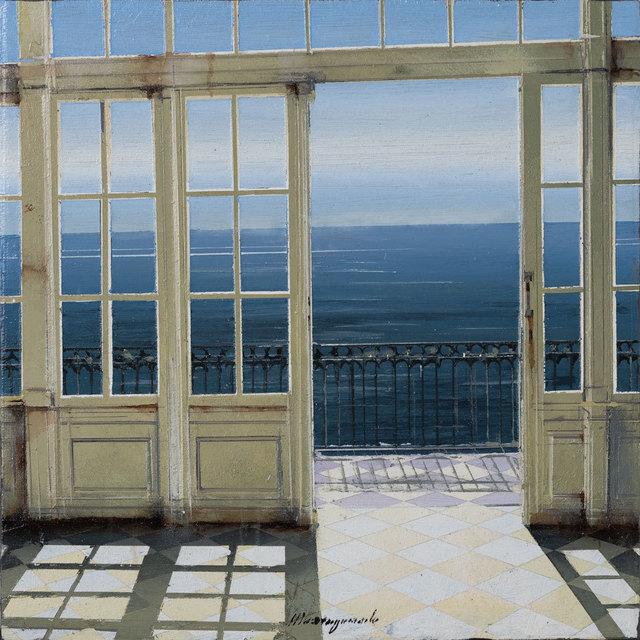 Matteo Massagrande, 'Vetrata', 2019, Galleria Punto Sull'Arte