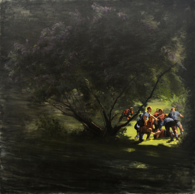 Jillian Denby, 'Game', 2005, Barney Savage Gallery