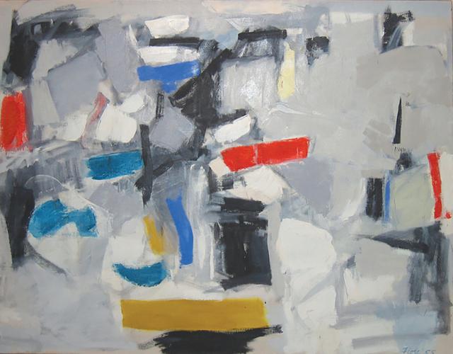, 'Erie,' 1955, Anita Shapolsky Gallery