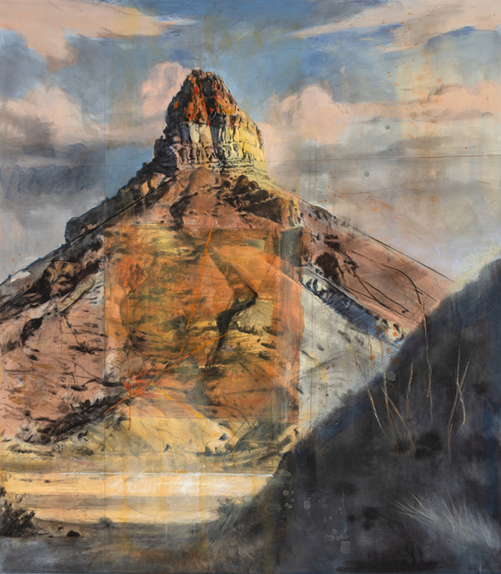 , 'Cerro Castellan,' 2018, Valley House Gallery & Sculpture Garden