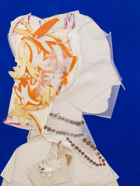 , ' Perfil II ,' 2003, Contini Art Gallery