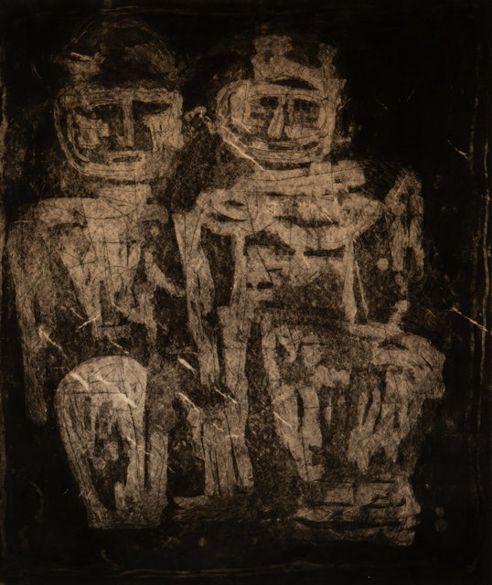 Louise Nevelson, 'The Royal Family', c. 1953, Heritage Auctions
