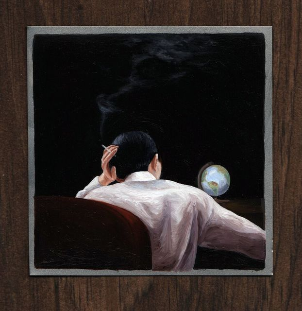 , 'Contemplation,' , Ro2 Art