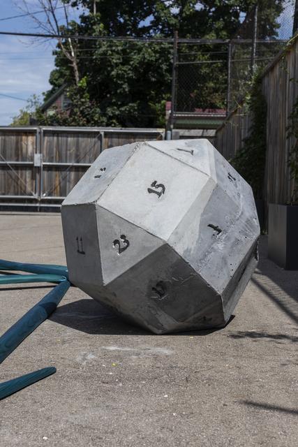 , 'Rhombicuboctahedron (Dice),' 2019, REYES | FINN