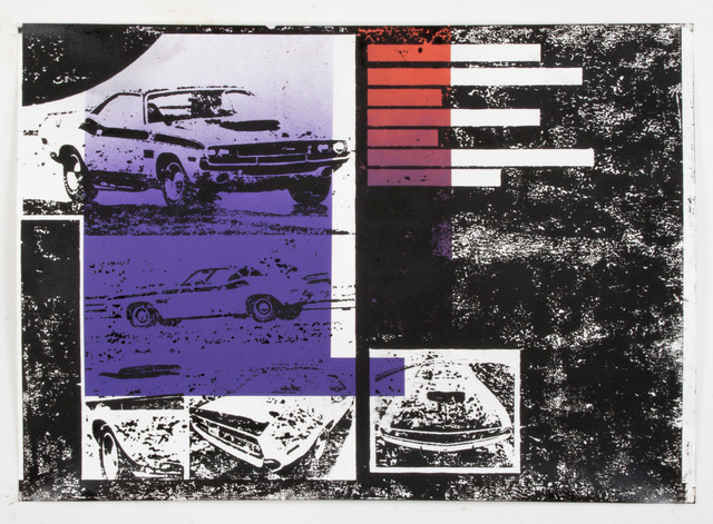 , 'Challenger Ad III,' 2018, Sæter Jørgensen Contemporary