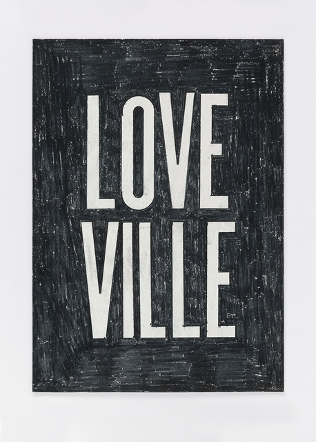 , 'Untitled (love ville) 14.2.16,' , Ingleby Gallery