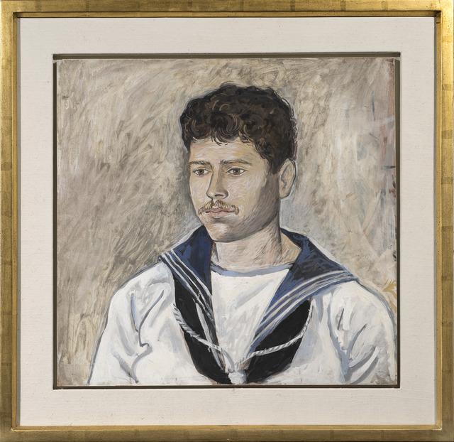 , 'Sailor,' ca. 1960s, Osborne Samuel