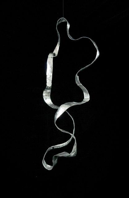 , 'Waves Sculpture,' 2018, Adelson Galleries