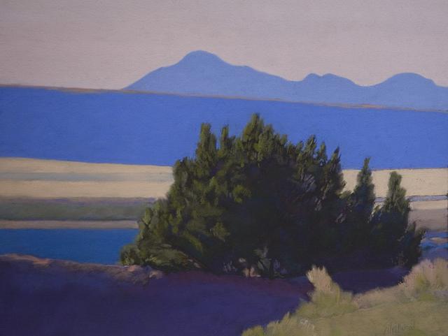 , 'Desert Blues,' , Ventana Fine Art