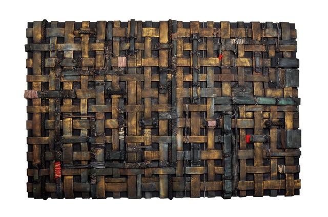 , '(Kafeslerde yeni açılımlar) New expansions in cages,' 2013, Olcay Art