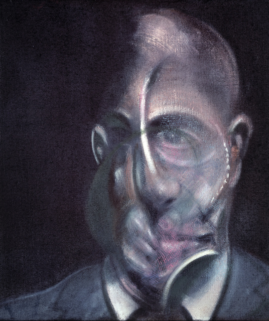 , 'Portrait of Michel Leiris,' 1976, Guggenheim Museum Bilbao