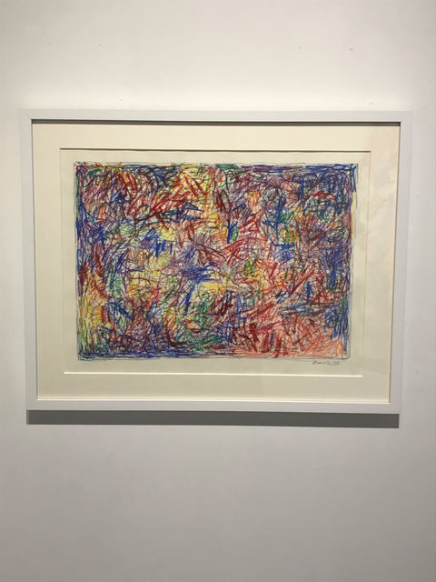 , 'Series Drawing XI,' 1993, Mizuma, Kips & Wada Art