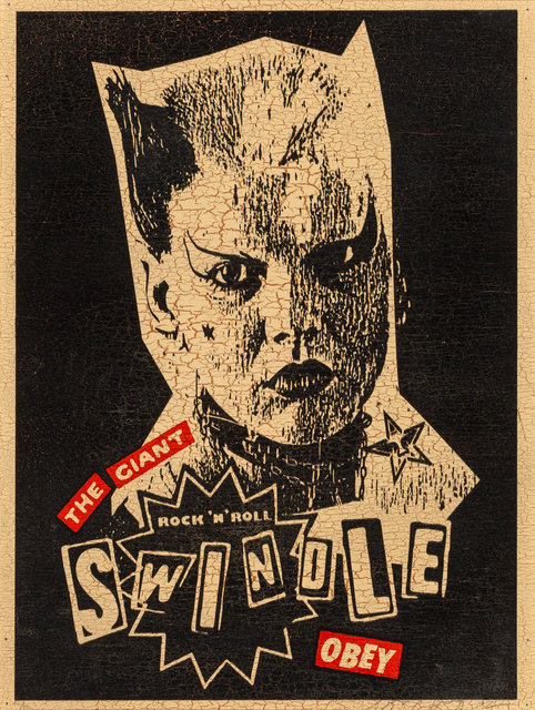 Shepard Fairey, 'Rock and Roll Swindle', 2002, Heritage Auctions