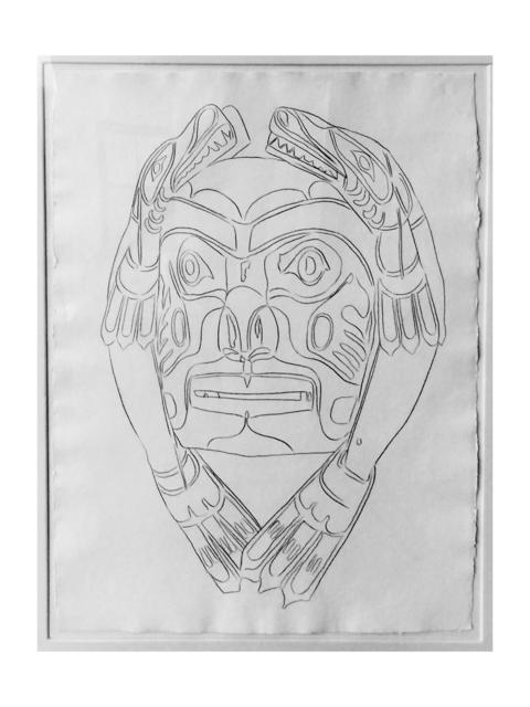 Andy Warhol, 'Northwest Coast Mask', 1986, Pop International Galleries
