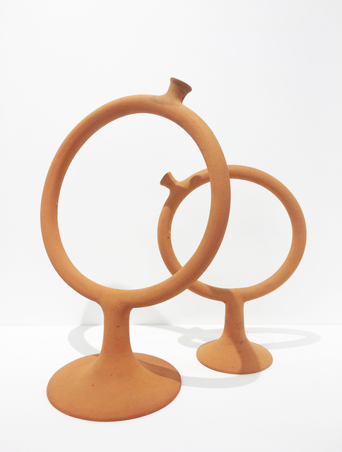 , 'Trompete livre (Phonosophia),' 2015, Bergamin & Gomide