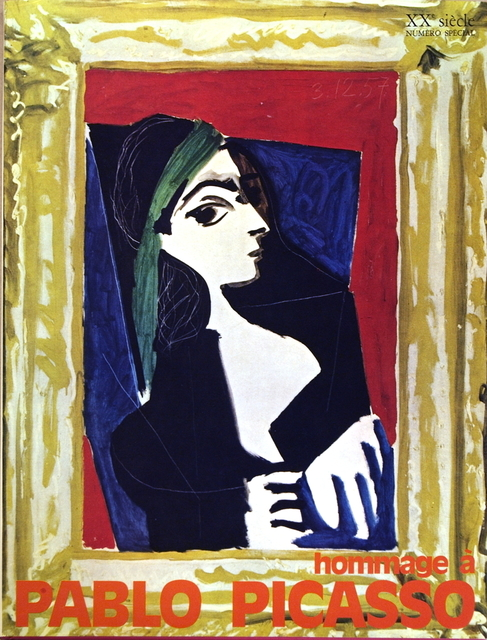 Pablo Picasso, 'Hommage a Pablo Picasso', 1971, ArtWise