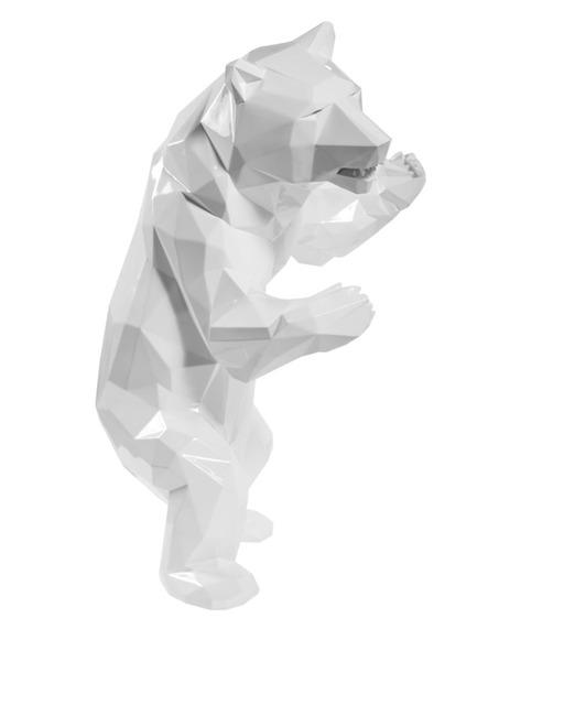 , 'White Bear,' 2018, House of Fine Art - HOFA Gallery