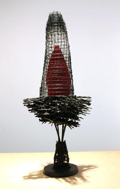 Eva Ennist, 'Nesting Lotus #1', 2009, Gagné Contemporary
