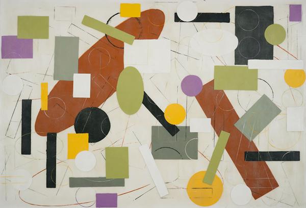 , 'Cranes & Pulleys,' ca. 2015, Lanoue Gallery