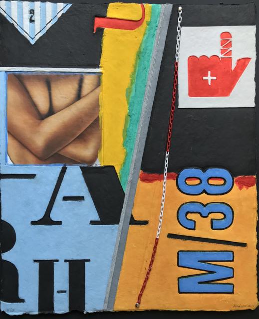 Peter Klasen, 'M38', 2013, Digard Auction